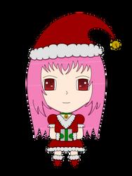 Sucrette: Carmille (Special Noel) -colo- by darkel-angel