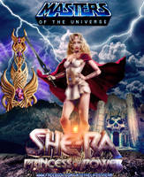 She Ra Princess of Power Amber Heard by Gyaldhart
