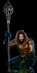 Aquaman Pride Rock by Gyaldhart
