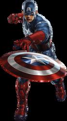 CaptainAmerica7 by Gyaldhart