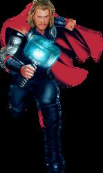 Thor10 by Gyaldhart