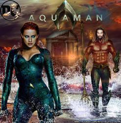 Aquaman-Mera by Gyaldhart