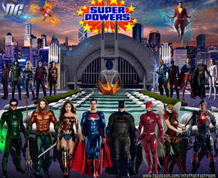Super Powers Team-Justice League by Gyaldhart