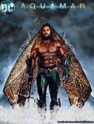 Aquaman King of Atlantis by Gyaldhart