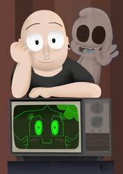 Brain Dump gang by BrianChooBrony-Artie