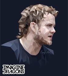 Imagine Dragons by tomyaris