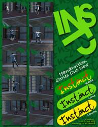 Instinct skate 3 ad by adda89