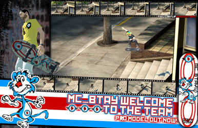 Stingray - MC Btay advert by adda89