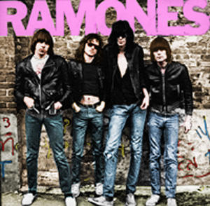 Ramones Colouration by adda89
