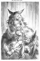 Red Sonja Unchained 01 by wgpencil