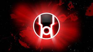 Red Lantern Corps Wallpaper by Asabru88