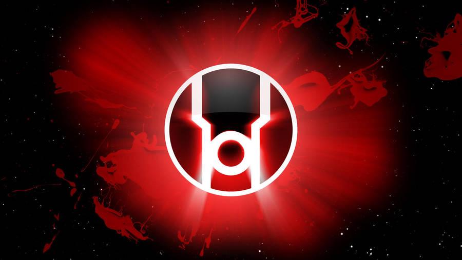 Red lantern logo wallpaper - photo#36