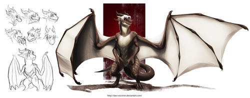 Dragon by davi-escorsin