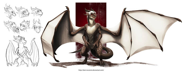 Dragon by davi-escorsin