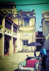 Old Street by kago-woo