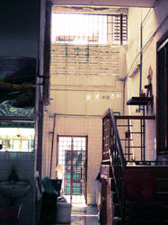 Back Door by kago-woo
