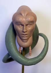 Bib Fortuna by TKMillerSculpt