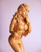 AH She Hulk by TKMillerSculpt