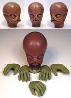 Figrin D'an and Modal Nodes by TKMillerSculpt