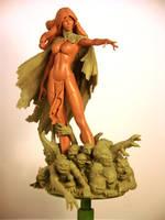 Goblin Queen Final by TKMillerSculpt