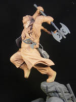 Gimli Raw Sideview by TKMillerSculpt