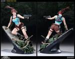 AH Lara Croft Premium Format 2 by TKMillerSculpt