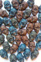 Zombie Mob by TKMillerSculpt