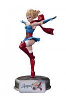 Bombshell Supergirl by TKMillerSculpt