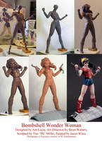 WWProgression by TKMillerSculpt