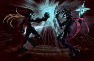 Zero vs Phantom by theoryC