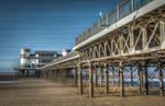 Weston Pier by nicholls34
