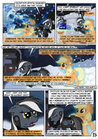 Star Mares 2.1.15: Inconvenient Weather by ChrisTheS
