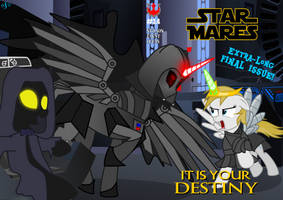 Star Mares 3.4: May the Horse Be With You by ChrisTheS