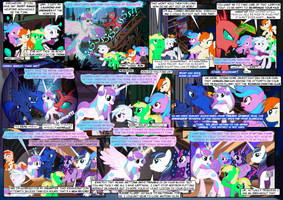 The Pone Wars 1.8: Dressaging Down by ChrisTheS