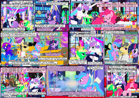 The Pone Wars 1.10: Party Animals by ChrisTheS