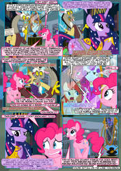 The Pone Wars 7.12: Dark Arts and Crafts by ChrisTheS