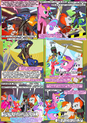 The Pone Wars 7.19: Cat Flap by ChrisTheS