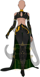 Deadly Sin: Envy - Set Price [OPEN] Reduced by Winged-Xephyr