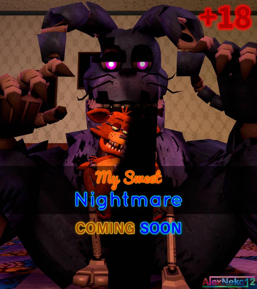 [FNAF - NSFW] MY SWEET NIGHTMARE by alexneko12