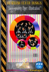 Business Flyer Design - 77 by ramyzedan