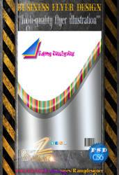 Business Flyer Design -2 by ramyzedan