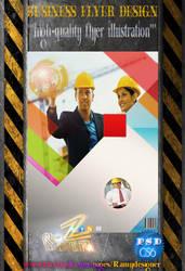 Business Flyer Design - 11 by ramyzedan