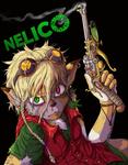 Nelico by TheStripelessTiger