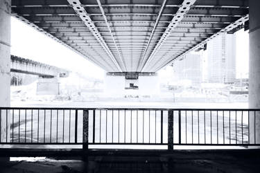 Under the bridge by ult1mate