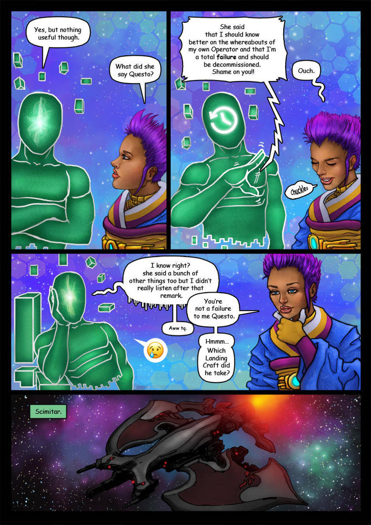 Calibrations Pg17 by me9a7