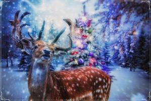 Happy Holidays by TeeKeeuS87