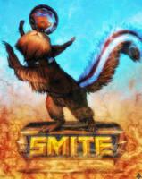SMITE -  Ratatoskr by TeeKeeuS87