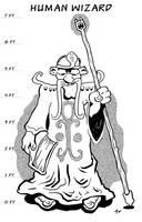 Wizard by JVWest