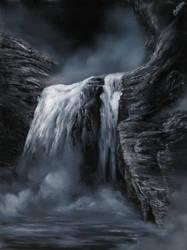 Dark Falls by crazycolleeny