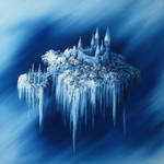 Ice Castle by crazycolleeny